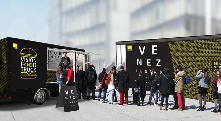 Vision Food Truck Nikon